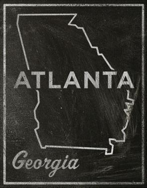 Atlanta, Georgia by John Golden