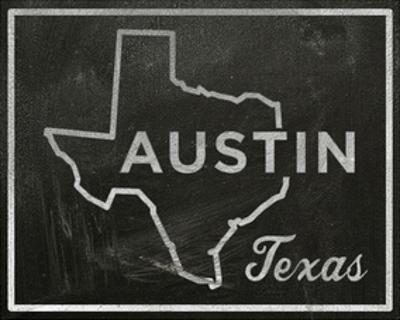 Austin, Texas by John Golden