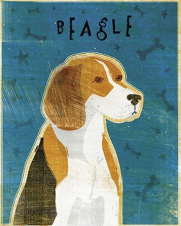 Beagle by John Golden