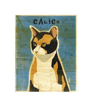 Calico by John Golden