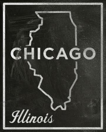 Chicago, Illinois by John Golden