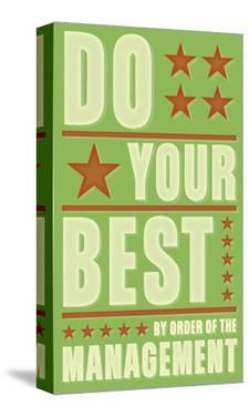 Do Your Best by John Golden