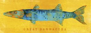 Great Barracuda by John Golden