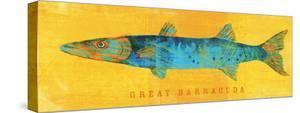 Great Barracuda by John Golden