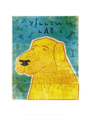 Lab (yellow) by John Golden