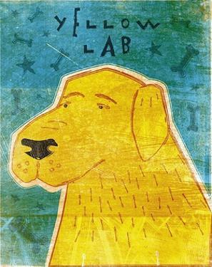 Lab (yellow) by John Golden