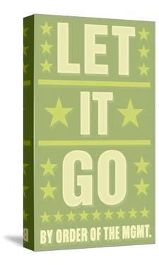 Let it Go by John Golden