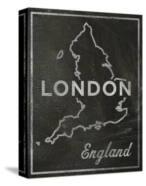 London, England by John Golden