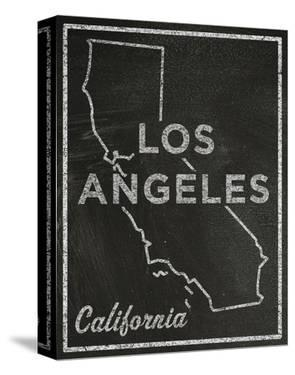 Los Angeles, California by John Golden