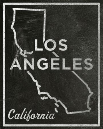 Los Angeles, California by John Golden