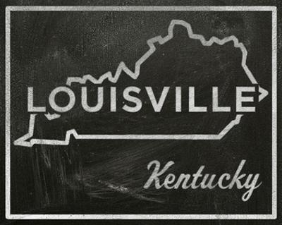 Louisville, Kentucky by John Golden