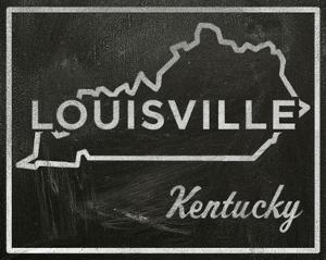 Louisville, Kentucky by John Golden