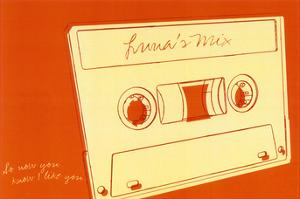 Lunastrella Mix Tape by John Golden