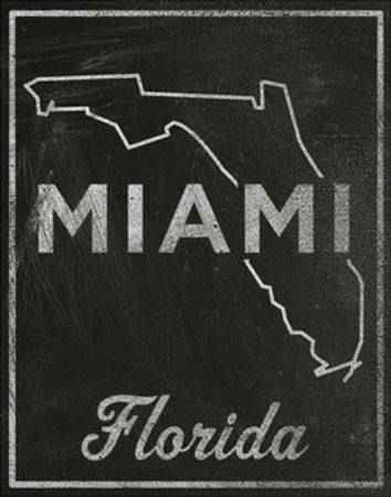 Miami, Florida by John Golden