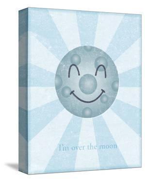 Moon by John Golden