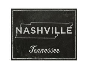Nashville, Tennessee by John Golden