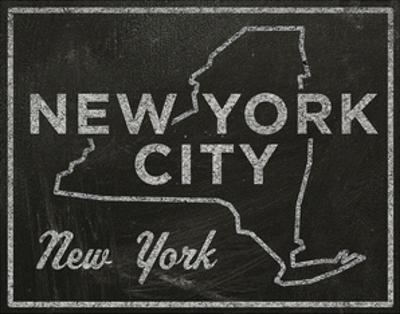 New York City, New York by John Golden