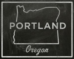 Portland, Oregon by John Golden