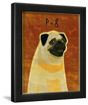 Pug by John Golden