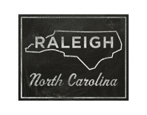Raleigh, North Carolina by John Golden
