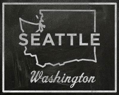 Seattle, Washington by John Golden