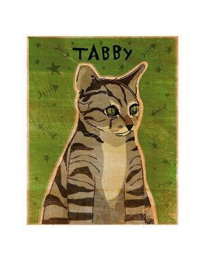 Tabby (grey) by John Golden