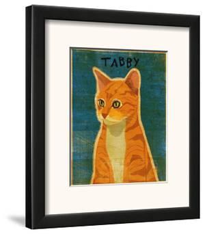 Tabby (orange) by John Golden