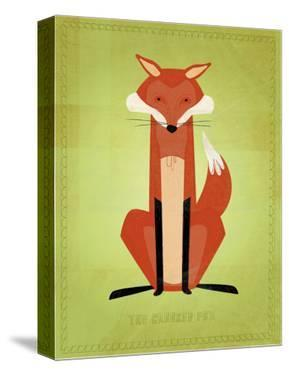 The Crooked Fox by John Golden