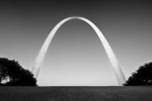 Arch BW by John Gusky