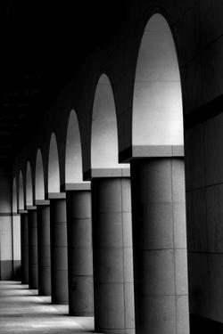 Arches and Columns 1 by John Gusky