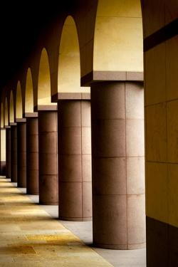 Arches and Columns 2 by John Gusky
