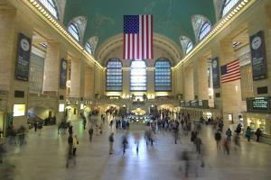Grand Central Station by John Gusky