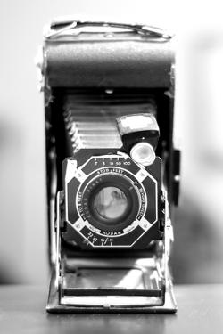 Old Camera 1 by John Gusky