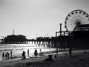Santa Monica by John Gusky