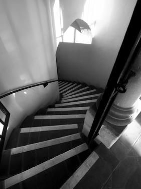 Stairs Mono by John Gusky
