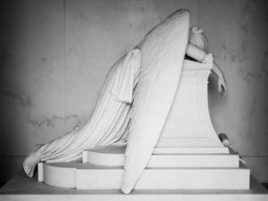 Weeping Angel by John Gusky