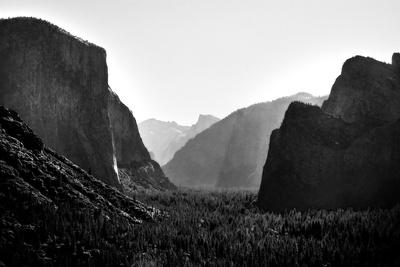 Yosemite Valley Mono