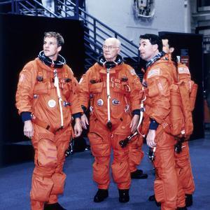 John H Glenn and Crew Members, June 1998