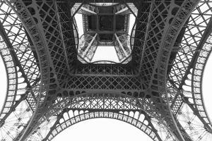 Beneath The Eiffel Tower by John Harper