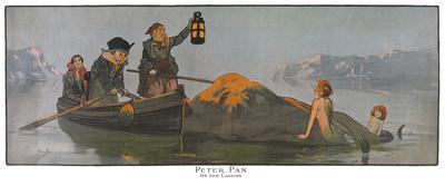 Peter Pan On The Lagoon