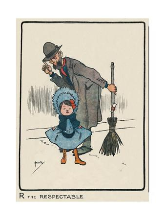 'R the Respectable', 1903