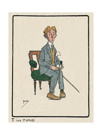 'T the Timid', 1903