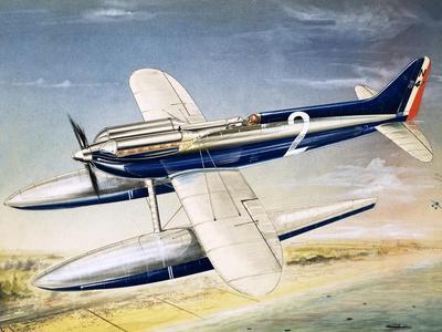 The Supermarine S6 Seaplane