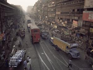 Kolkata (Calcutta), West Bengal State, India by John Henry Claude Wilson