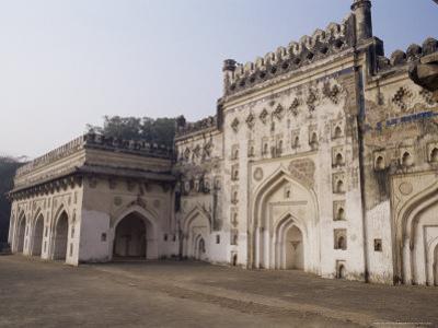 Mosque Mehrauli, Mehrauli Archaeological Park, Delhi, India by John Henry Claude Wilson