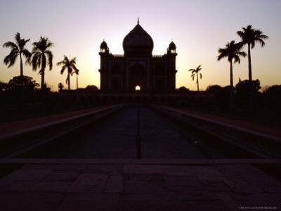 Safdarjang's Tomb, New Delhi, Delhi, India, Asia by John Henry Claude Wilson