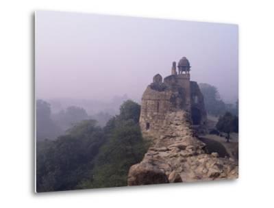 The Purana Quila, Delhi, India by John Henry Claude Wilson