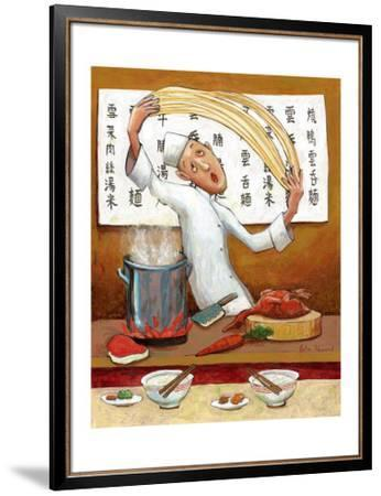 Chinese Noodle Chef by John Howard