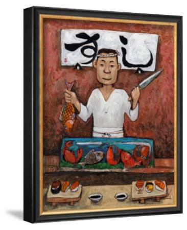 Sushi-Man by John Howard