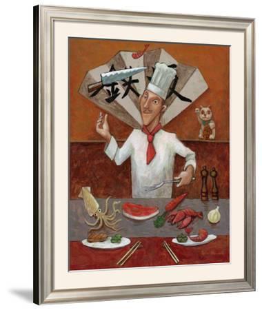 Teppan, Japanese Chef by John Howard